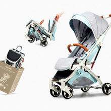 Load image into Gallery viewer, Baby Stroller Lightweight Portable Travel System - Camanda Baby - folding travel system stroller