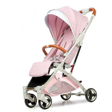 Load image into Gallery viewer, Baby Stroller Lightweight Portable Travel System - Camanda Baby - Light Pink