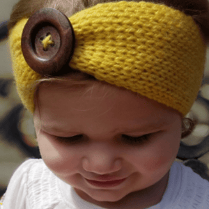 Soft Knitted Baby Headbands - [variant_title] - Camanda Baby