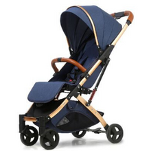 Load image into Gallery viewer, Baby Stroller Lightweight Portable Travel System - Camanda Baby - Dark Blue 1