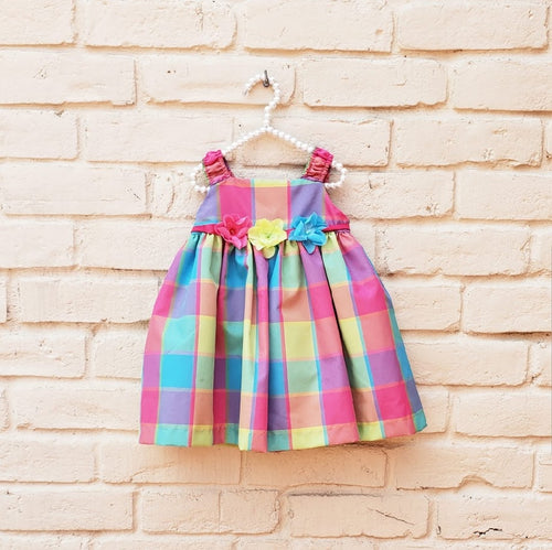 Bonnie Baby Fit and Flare Toddler Dress 24 Months - Gently Used - [variant_title] - Camanda Baby