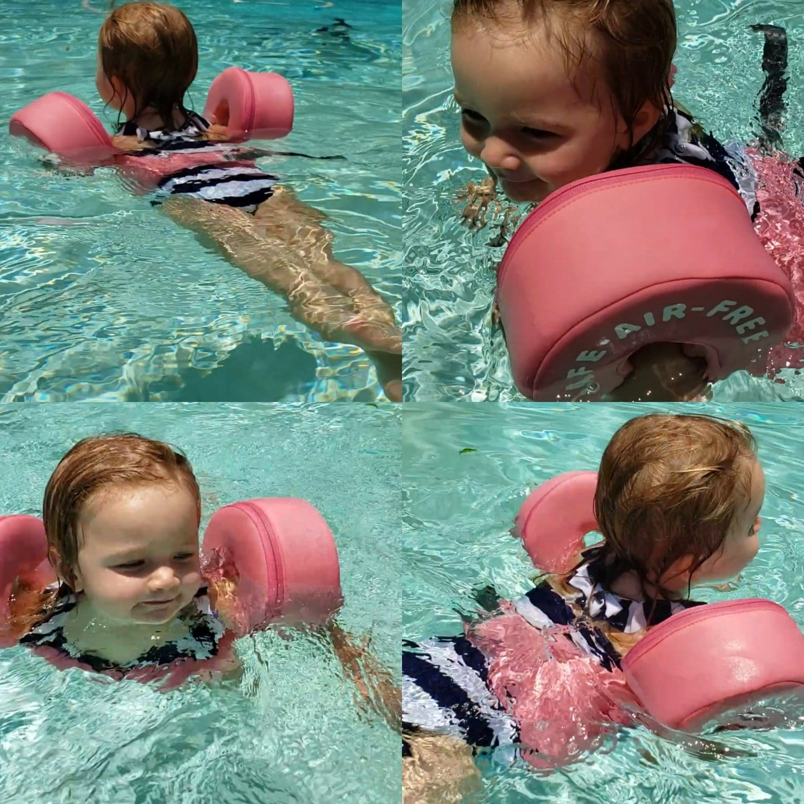 Toddler Swim Float Puddle Jumper Non Inflatable - [variant_title] - Camanda Baby