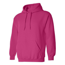 Load image into Gallery viewer, Pink Gildan Heavy Blend Unisex Hoodies - Camanda Creations - Small
