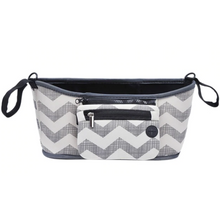 Load image into Gallery viewer, Baby Accessories Stroller Bag - Camanda Baby - Chevron