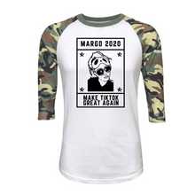 Load image into Gallery viewer, Margo2020 Campaign Raglan Shirts