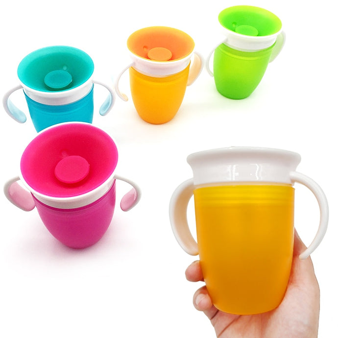 Leakproof 360 Degree Drinking Sippy Cup - Camanda Baby - [variant_title]