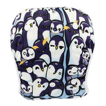Load image into Gallery viewer, Reusable Adjustable Baby Swim Diapers - Camanda Baby - Penguin