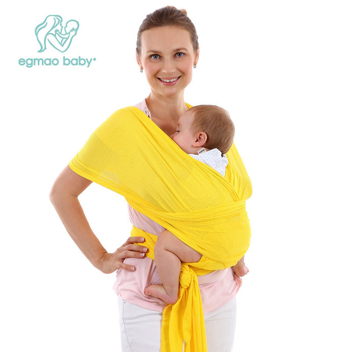 Perforated Breathable Baby Carrier Sling Wrap - Camanda Baby - [variant_title]