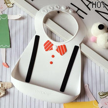 Load image into Gallery viewer, Waterproof Silicone Baby Food-Grade Bibs - Camanda Baby - [variant_title]