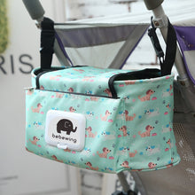 Load image into Gallery viewer, Print Baby Stroller Organizer Bags - [variant_title] - Camanda Baby