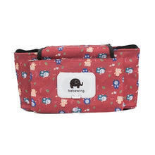 Load image into Gallery viewer, Print Baby Stroller Organizer Bags - Owls - Camanda Baby