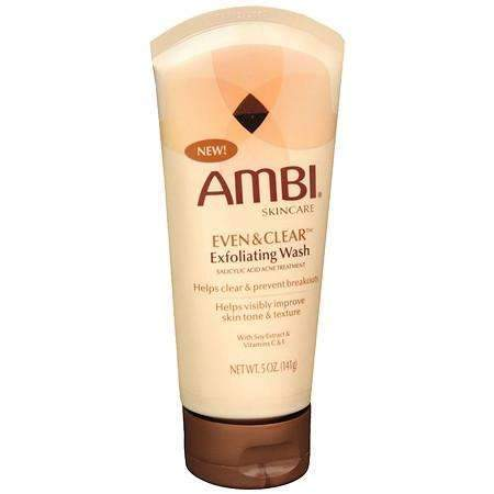 Ambi Even & Clear Even & Clear Exfoliating Wash