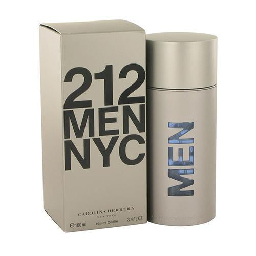 212 100ml EDT Spray (New Packaging) By Carolina Herrera