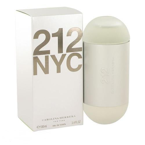 212 100ml EDT Spray For Women By Carolina Herrera