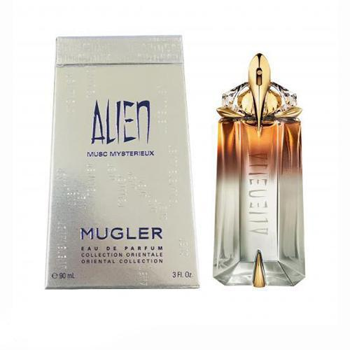 Alien Musc Mysterieux EDP Spray For Women 3oz/90ml by Thierry Mugler