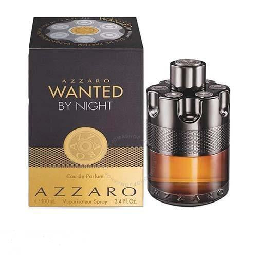 Azzaro Wanted By Night 100ml EDP Spray For Men By Azzaro