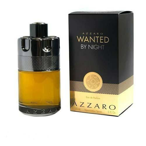 Azzaro Wanted By Night 150ml EDP Spray For Men By Azzaro