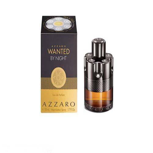 Azzaro Wanted By Night 50ml EDP Spray For Men By Azzaro