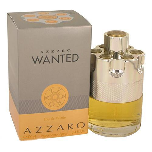 Azzaro Wanted 100ml EDT Spray For Men By Azzaro
