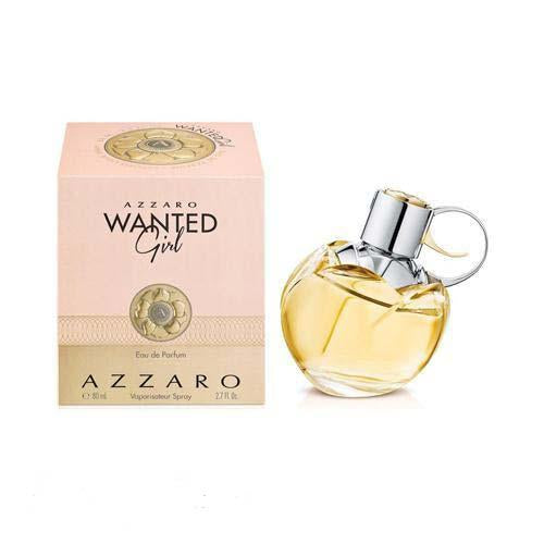 Wanted Girl 80ml EDP Spray For Women By Azzaro