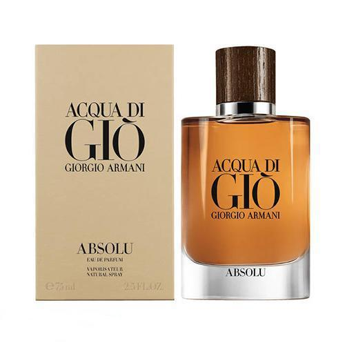 Acqua Di Gio Absolu 75ml EDP Spray For Men By Armani