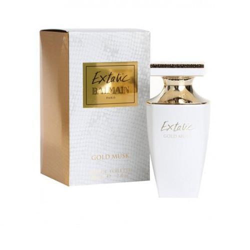 Balmain Extatic Gold Musk  90ml EDT  Spray by Balmain