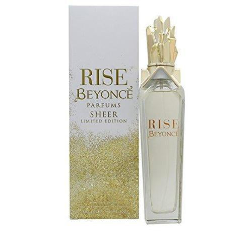 Beyonce Rise Sheer 100ml EDP Spray by Beyonce