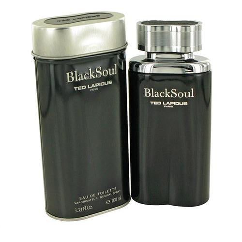 Black Soul 100ml EDT Spray By Ted Lapidus