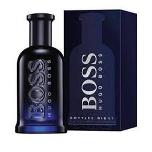 Boss Bottled Night 100ml EDT Spray for Men by Hugo Boss