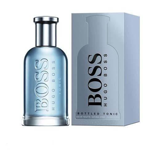 Boss Bottled Tonic 100ml EDT Spray For Men By Hugo Boss