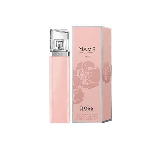 Boss Ma Vie Floral 75ml EDP Spray For Women By Hugo Boss
