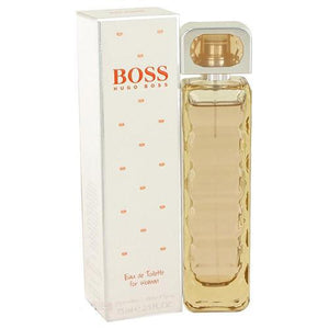 Boss Orange 75ml EDT Spray For Women By Hugo Boss