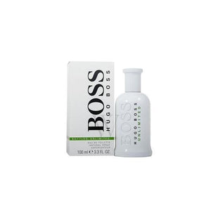 Boss Unlimited 100ml EDT Spray for Men by  Hugo Boss