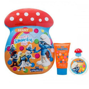 Brainy Smurf 2Pc 50ml EDT Spray/75SG For Men By The Smurfs