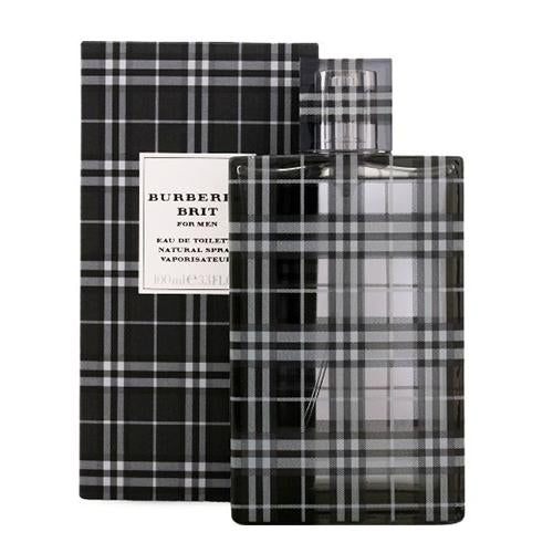 Brit For Men 100ml EDT Spray For Men By Burberry
