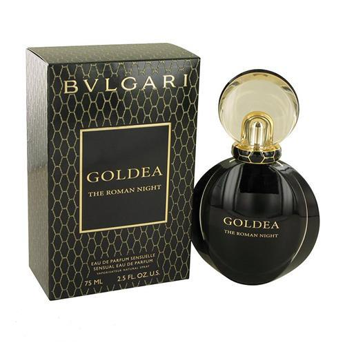 Bvlgari Goldea The Roman Night 75ml EDP Spray For Women By Bvlgari