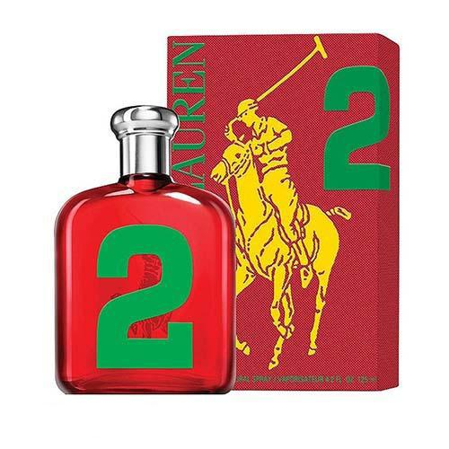 Big Pony Collection No.2 125ml EDT Spray for Men by Ralph Lauren