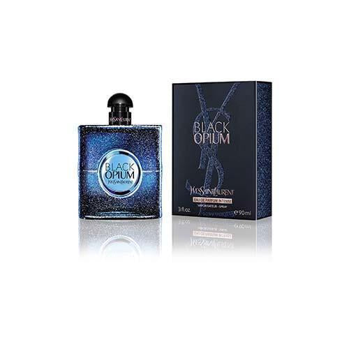 Black Opium Intense 90ml EDP Spray for Women by Yves Saint Laurent