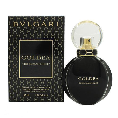 Bvlgari Goldea The Roman Night 30ml EDP Spray For Women By Bvlgari