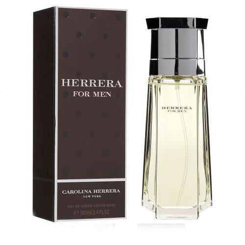 Carolina Herrera 3.4oz/100ml EDT Spray For Men By Carolina Herrera