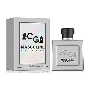 CG Masculine Intense 100ml EDT for Women by Christian Gautier