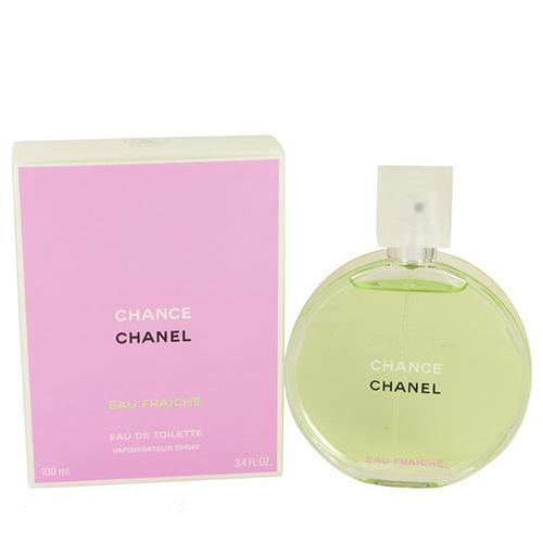 Chance Eau Fraiche 100ml EDT Spray For Women By Chanel