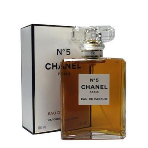 Chanel No. 5 100ml EDP Spray For Women By Chanel