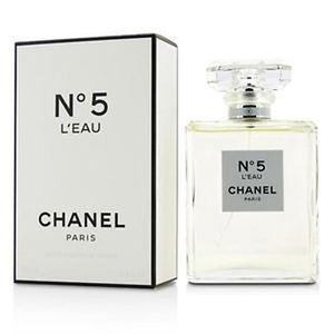 Chanel No. 5 L'eau 100ml EDT Spray For Women By Chanel