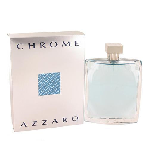 Chrome 100ml EDT Spray For Men By Azzaro