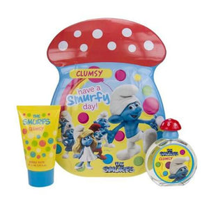 Clumsy 2Pc  50ml EDT Spray/75SG For Men By The Smurfs