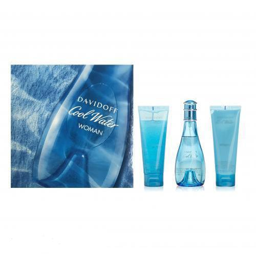 Coolwater 3 Pcs Set For Women By Davidoff