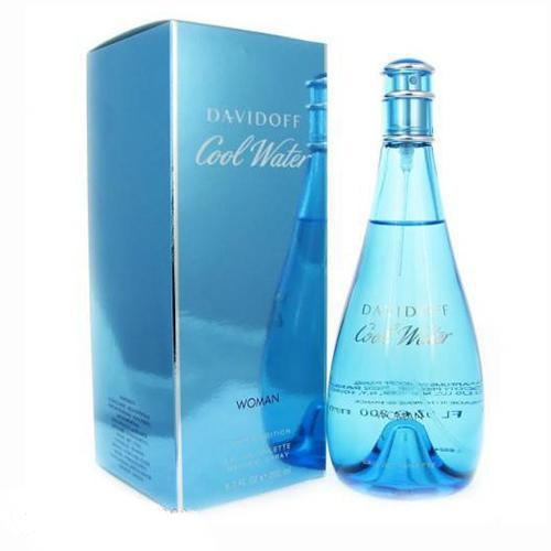 Coolwater 6.8oz/200ml EDT Spray For Women By Davidoff