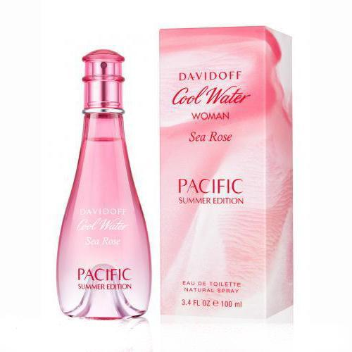 Coolwater Sea Rose Pacific Summer 100ml EDT Spray For Women By Davidoff