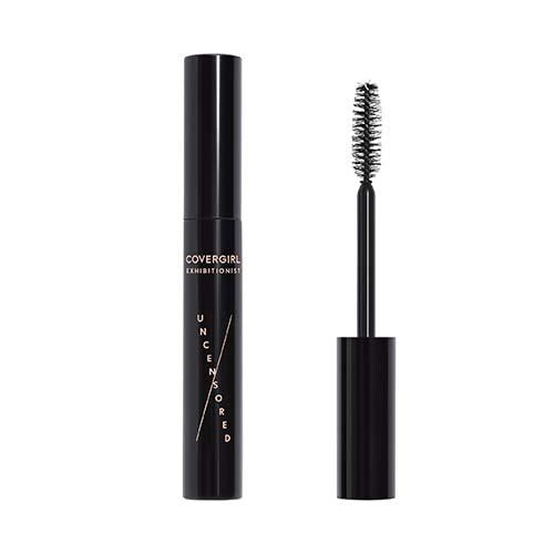 Cg Uncensored Extreme Black Mascara by Covergirl